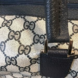 Gucci Bags - Large authentic vintage Gucci bag coin tote